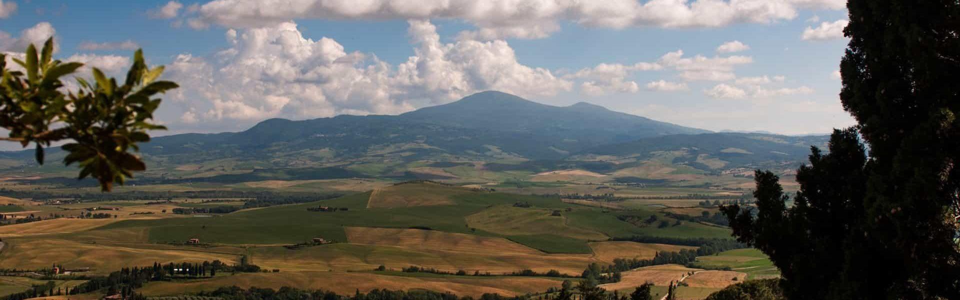Canva - View of the Monte Amiata